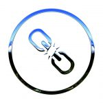 chain icon to simulate website backlinks