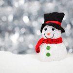 christmas-2017 Team Mahout Snowman